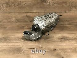2003 2005 Mercedes W203 C230 1.8l Engine Motor Kompressor Supercharger Oem #2