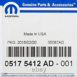 2006 Dodge Ram 2500 3500 Abs Anti Lock Brake System Control Module Oem Mopar