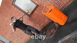 45 Litre Window Cleaning Trolley System + Remote Control Functionality