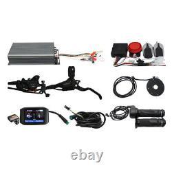 48V-72V 100A 3000W-5000W Controller System Kit eBike Electric Bike Accessories
