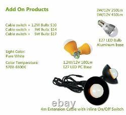 500W Watt Solar Panel Power Inverter + Charge Controller AC DC 12V RV Marine USB
