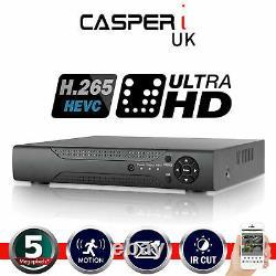 5MP CCTV DVR 4 8 16 32 Channel AHD 1920P Digital Video Recorder VGA HDMI BNC UK