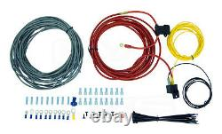 73-79 Datsun 620 Airbag Kit Stage 1 1/4 Manual Control 4 Path Air Ride System