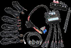 AAC Trigger Six Shooter Accessory Controller System/RF Remote/BlueTooth 6-Chan