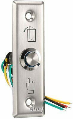 Access Control System, door entry Electric Magnetic Lock 600LB + l z bracket USA