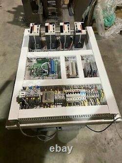 Acorn CNC control system Turnkey with servos, drives prewired ready to run