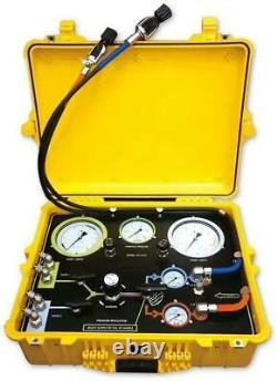 Air Control and Depth Monitoring System for 2 Divers / Commercial diving