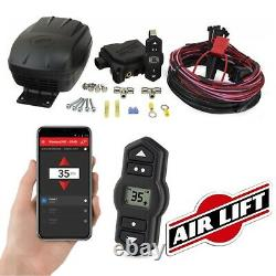 Air Lift 25980 WirelessONE 2nd Gen Air Compressor Remote Control for Air Bags