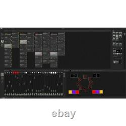 American DJ ADJ MyDMX 3.0 DMX Lighting Control Software Hardware System PC Mac