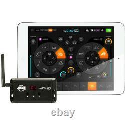 American DJ myDMX Go DMX Lighting Control System with Wi-Fi/USB Interface