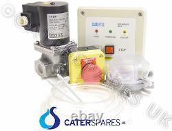 BANICO GAS INTERLOCK MINDER CONTROL SYSTEM SET INC GAS SOLENOID VALVE 1 (28mm)
