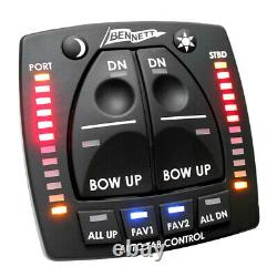 BENNETT MARINE AP000A1HA Autotrim Pro Automatic Trim Tab Control System