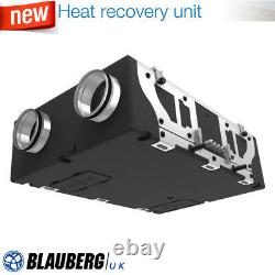 BLAUBERG KOMFORT D5B180S14 Heat Recovery Ventilation System Condensation Control
