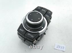 BMW 1 E82 E88 3 E90 E92 5 E60 X5 E70 iDRIVE MEDIA SWITCH CONTROLLER JOYSTICK CIC