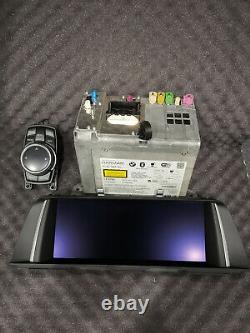 BMW 5 F10 F11 F18 NBT retrofit Navigation System with iDrive Touch controller