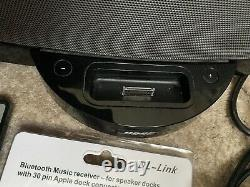 BOSE SERIES 2 BLACK SOUNDDOCK + original power pack + Remote Control + Bluetooth