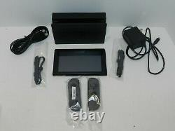 Black Nintendo Switch System Console Complete with Controllers HDMI HAC-001 32GB