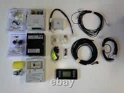 CBE PC210 KIT BLACK Electrical Control System (PC200) Motorhome/Campervan