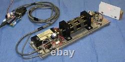 DIY Interferometer Displacement Measurement System Kit- Laser, Controller, Display