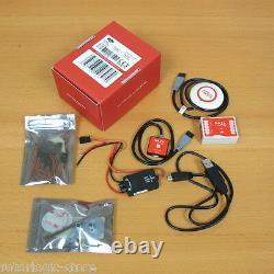 DJI NAZA-M Lite, GPS, LED Combo Mulitcopter Flight Controller System USA