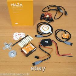 DJI NAZA-M V2, GPS, PMU, LED Combo Mulitcopter Flight Controller System USA