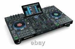 Denon 4 Deck Standalone DJ System & Controller PRIME4X