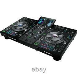 Denon DJ Prime 2 Standalone DJ Controller System with 7 Touchscreen, 3x USB ports