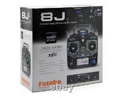 Futaba 8J 8JH 8ch FHSS SFHSS RC Airplane Remote Control Radio System FUTK8101