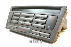 Genuine Saab 9-3 2003-2006 Heater Control Panel Acc Brand New 12803221