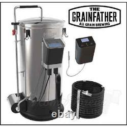 Grainfather Home Brew All Grain Beer Brewing System Connect Control Box LATEST