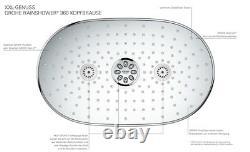 Grohe Rainshower SmartControl 360 Thermostat Duschsystem / Brausesystem