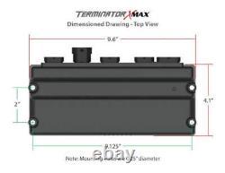 Holley 550-932 Terminator X Max 24x/1x EFI System With DBW Control LS1/LS6