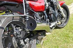 Honda Sevenfifty RC42 & RC38 CB 750 verstellbarer Racingsound für orig. Auspuff