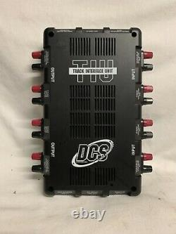 MTH DCS TIU TRACK INTERFACE UNIT 5.0 FOR Digital Command Control System O Gauge