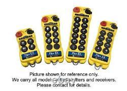 Magnetek Flex 6EX Gen1 Overhead Crane Hoist Radio Remote Control system with 1-TX