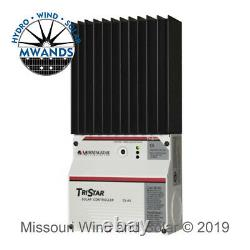 Morningstar TriStar TS-45 12/24/48 Volt 45 Amp PWM Solar Charge Controller