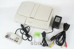 NEC PC Engine Duo-R Console Japan PI-TG10 system tested working controller ac
