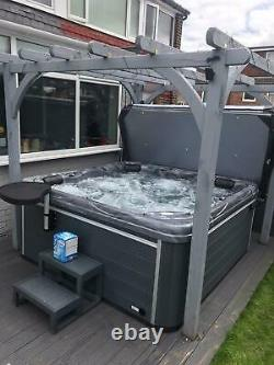 New 2020 Design THE LUNA Person Hot Tub With Balboa Control System 75 JETS