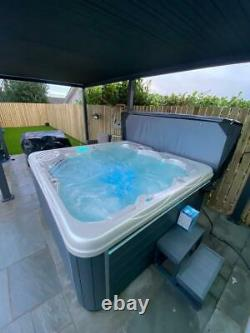 New 2021 Design THE LUNA 5 Person Hot Tub With Balboa Control System 75 JETS