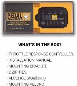 Pedal Commander Throttle Response Controller PC38 for Toyota Tacoma 3rd Gen