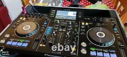 Pioneer XDJ-RX DJ System / Controller With Flight Case. Rekordbox Player. FAULTY