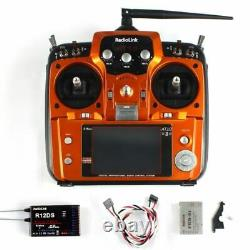 RadioLink AT10 II RC Transmitter 2.4G 10CH Remote Control System for RC Airplane