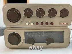 Rare Vintage Quad II Control Center & Am Tuner 1959 Mono System Used
