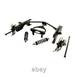 Ridetech Coilover System, 1999-2006 Silverado, Sierra, 3 Link, Spindles, Control Arms