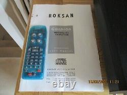 Roksan Caspian Mk1 Integrated CD Player with System Remote Control