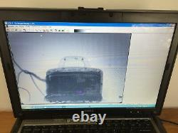 SAIC RTR4 Portable Digital X-Ray Wired Imaging System Laptop PC Image Controller