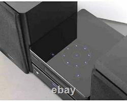 SANDSTROM 100w touch control CD Hi-Fi System DAB FM Radio, MP3, USB SHFTPPH10