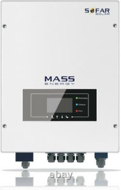 SOFAR ME3000 SP Solar PV AC Controller for Battery storage system (Not included)