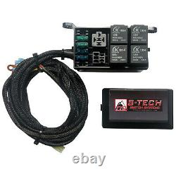 S-Tech Switch Pod System with relay center fits Universal/Truck/SUV/Car/UTV