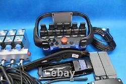 Scanreco RC400 Radio Remote Control Systems 6 FUNCTIONS Hiab + ACTUATORS